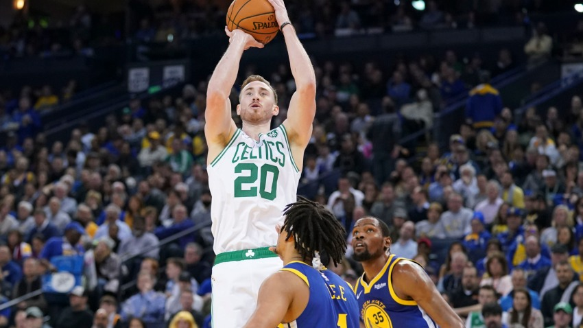 [NBC Sports] Celtics unpredictable as ever, thump Warriors 128-95