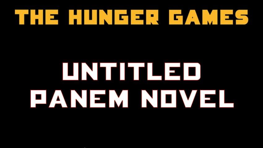 Books Hunger Game Prequel