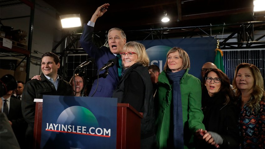 Election 2020 Inslee