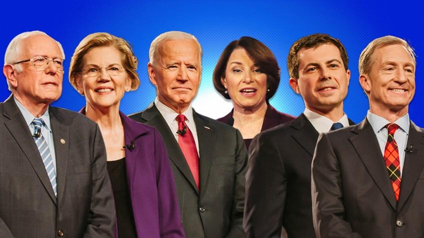 democratic debate 2020 schedule