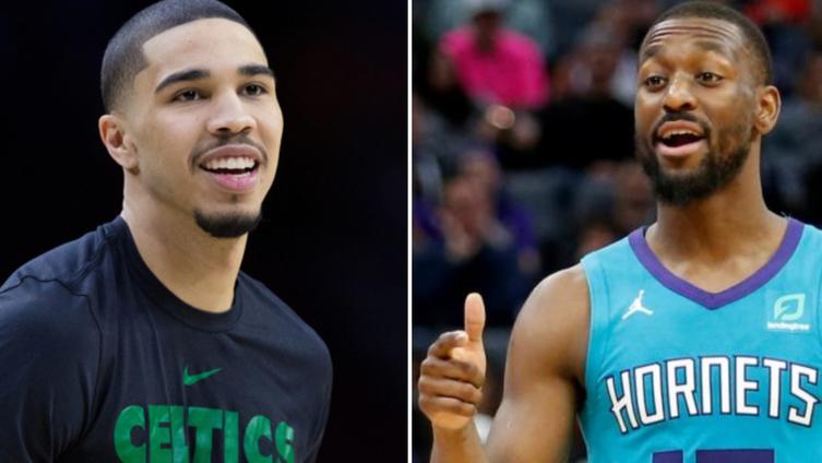 [NBC Sports] Kemba Walker details how Jayson Tatum recruited him at Jordan event in Paris