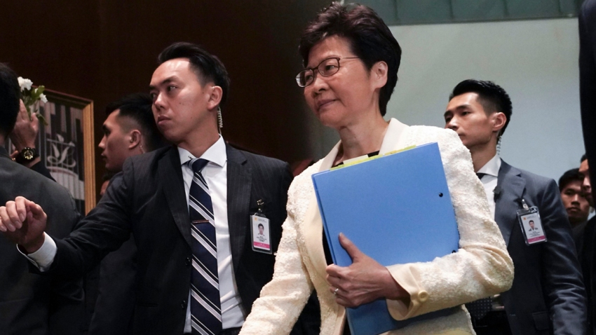 Hong Kong Taiwan Murder Suspect