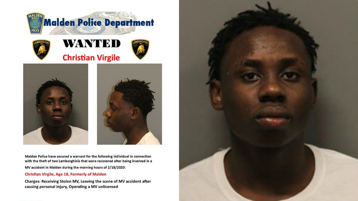 After Failed Lamborghini Heist, Another Teen Is Arrested