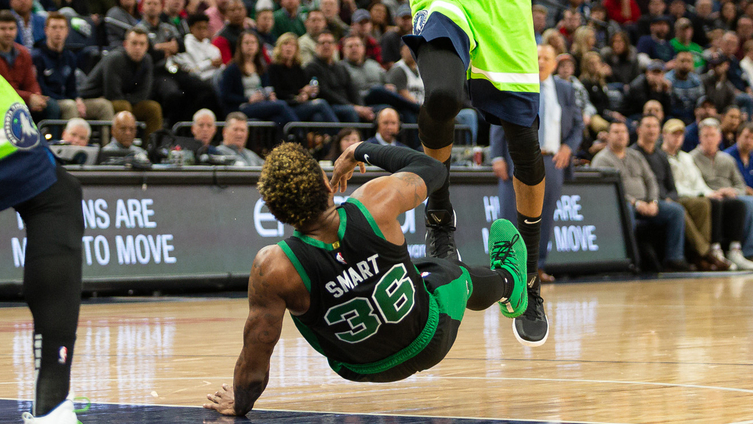 [NBC Sports] Marcus Smart aptly describes why he'd thrive in '60s or '70s NBA