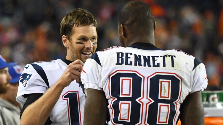 [NBC Sports] Is Martellus Bennett eyeing Patriots comeback ... or just trolling us?