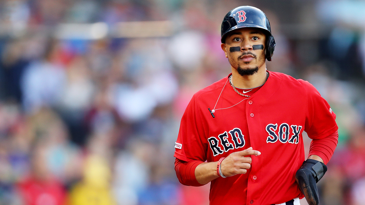 [NBC Sports] Mookie Betts and the Red Sox have four options to weigh this winter