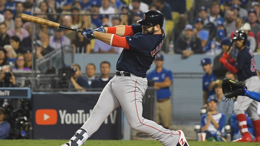 [NBC Sports] Red Sox reinstate Mitch Moreland from injured list