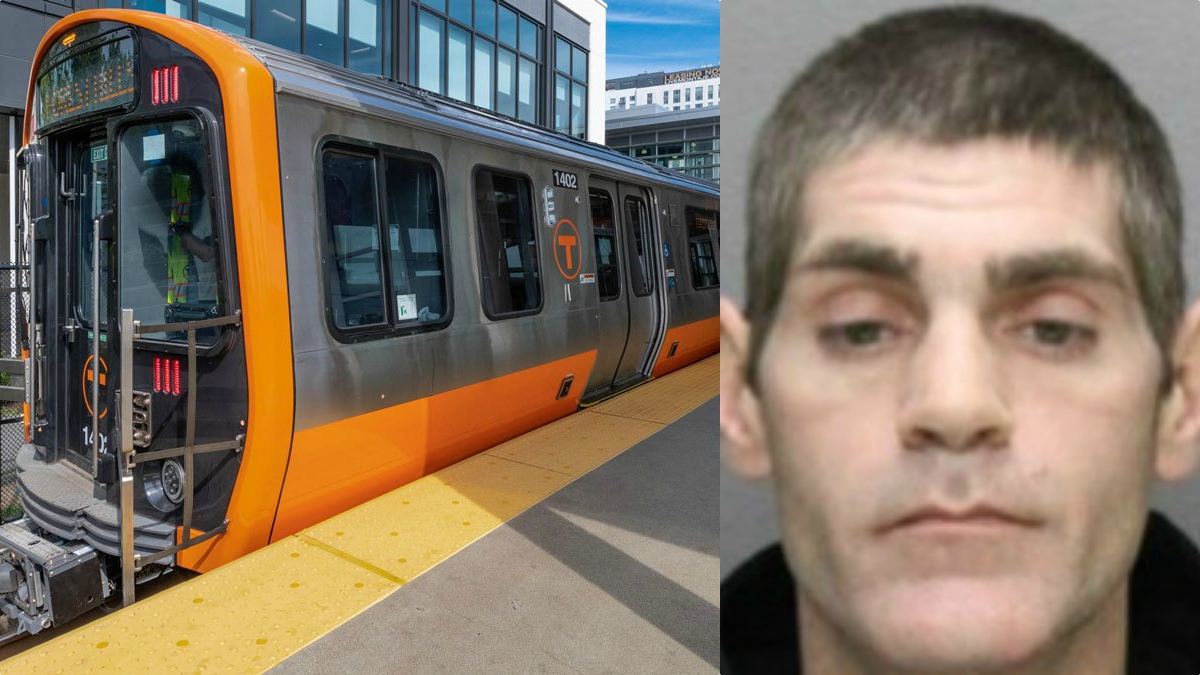 Report of Man With Assault Rifle on Orange Line Train Causes Alarm