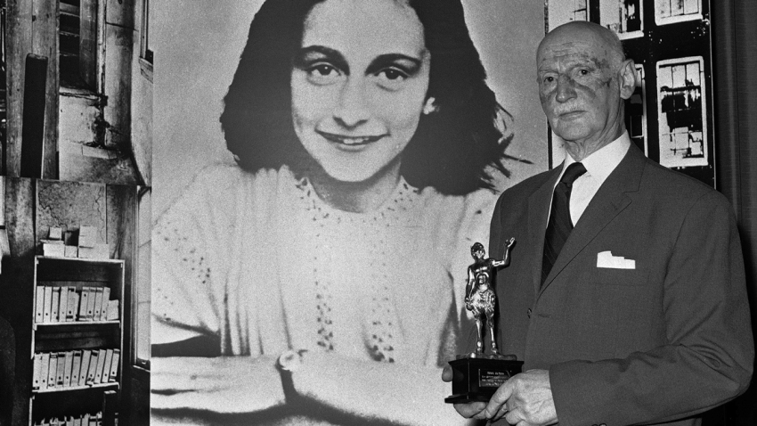 Anne Frank US Immigration