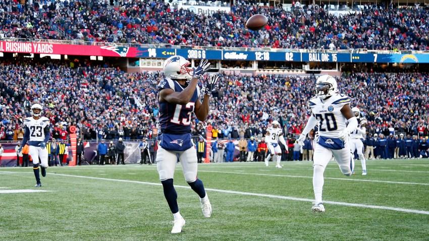 "[NBC Sports] Phillip Dorsett open to Patriots return, wants to be ""key contributor"""