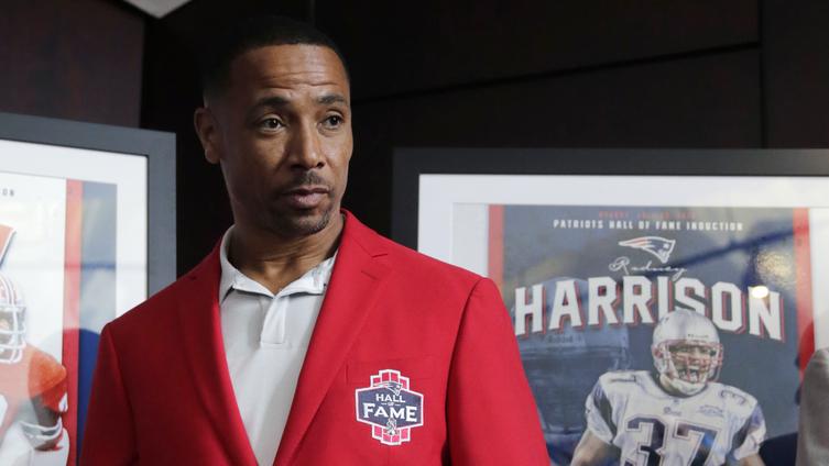 [NBC Sports] Bill Belichick fuels Rodney Harrison-Deion Branch MVP debate at induction ceremony