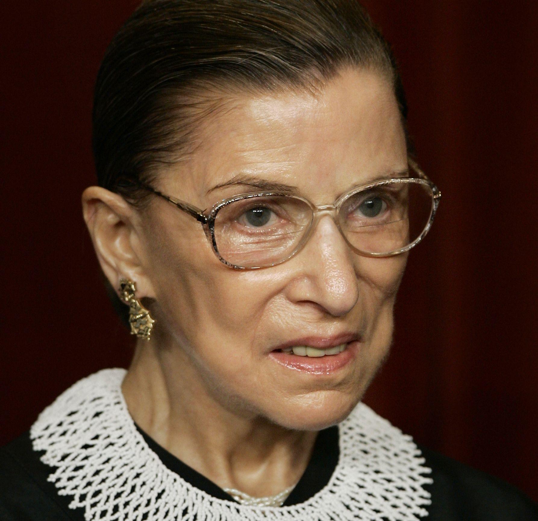 Photos Remembering Supreme Court Justice Ruth Bader Ginsburg Nbc Boston