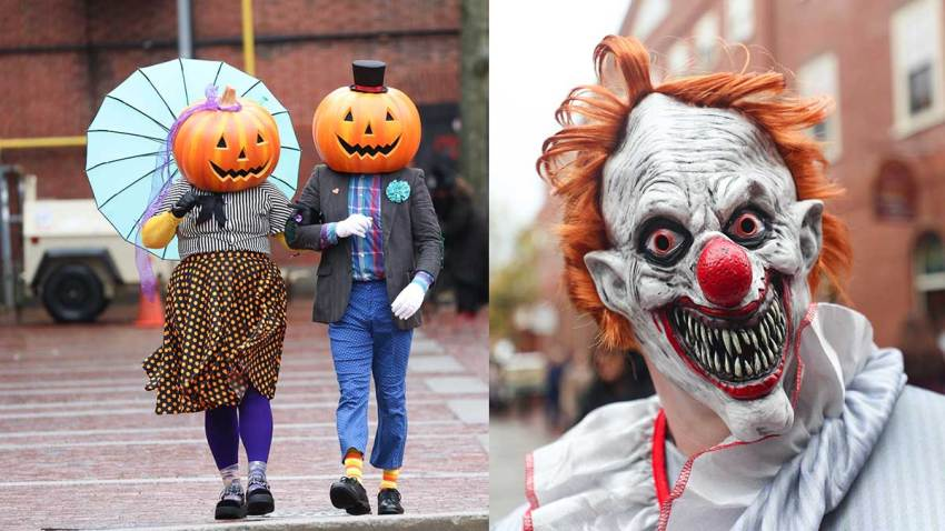 Places To Walk Around In Boston On Halloween 2020 Salem Scales Back Annual Halloween Festivities – NBC Boston