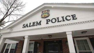 salem police dept