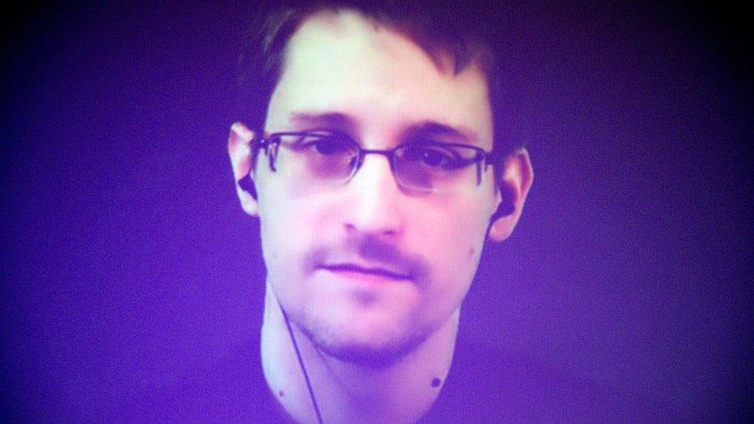 APTOPIX France Snowden