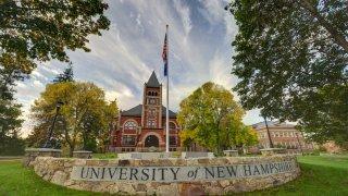 University of New Hampshire Stock