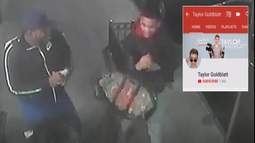 taylor goldblatt robbed
