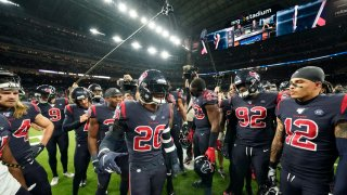 [NBC Sports] Did Texans troll Patriots with song choice before Sunday night's game?