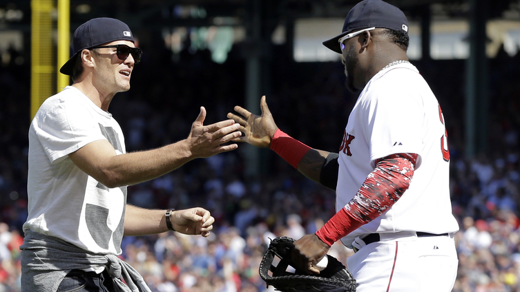 "[NBC Sports] David Ortiz's retirement advice for Tom Brady: ""Bro, don't go anywhere"""