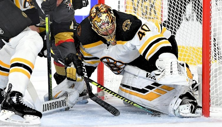 [NBC Sports] Bruce Cassidy says Tuukka Rask apparently OK after being helped off ice at end of Bruins' win
