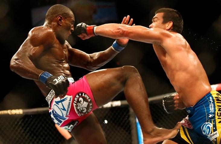 Brazil UFC 163