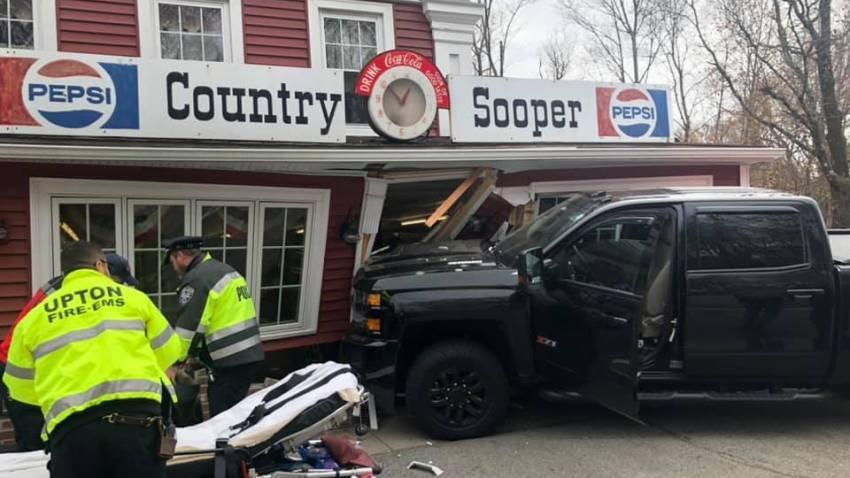 Upton Car Crash