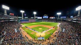 [NBC Sports] Fenway Park voted best major league ballpark by MLB on FOX fans