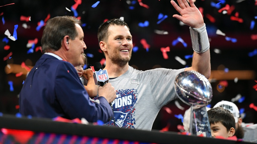 [NBC Sports] Twitter goes crazy with Patriots beating Rams for sixth Super Bowl title