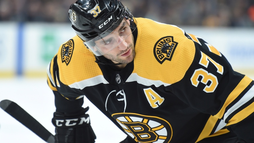 [NBC Sports] Bruins' Patrice Bergeron receives huge praise from NHL peers in latest player poll