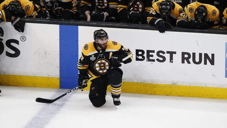 [NBC Sports] Bruins' Patrice Bergeron played through groin issue in Stanley Cup Final