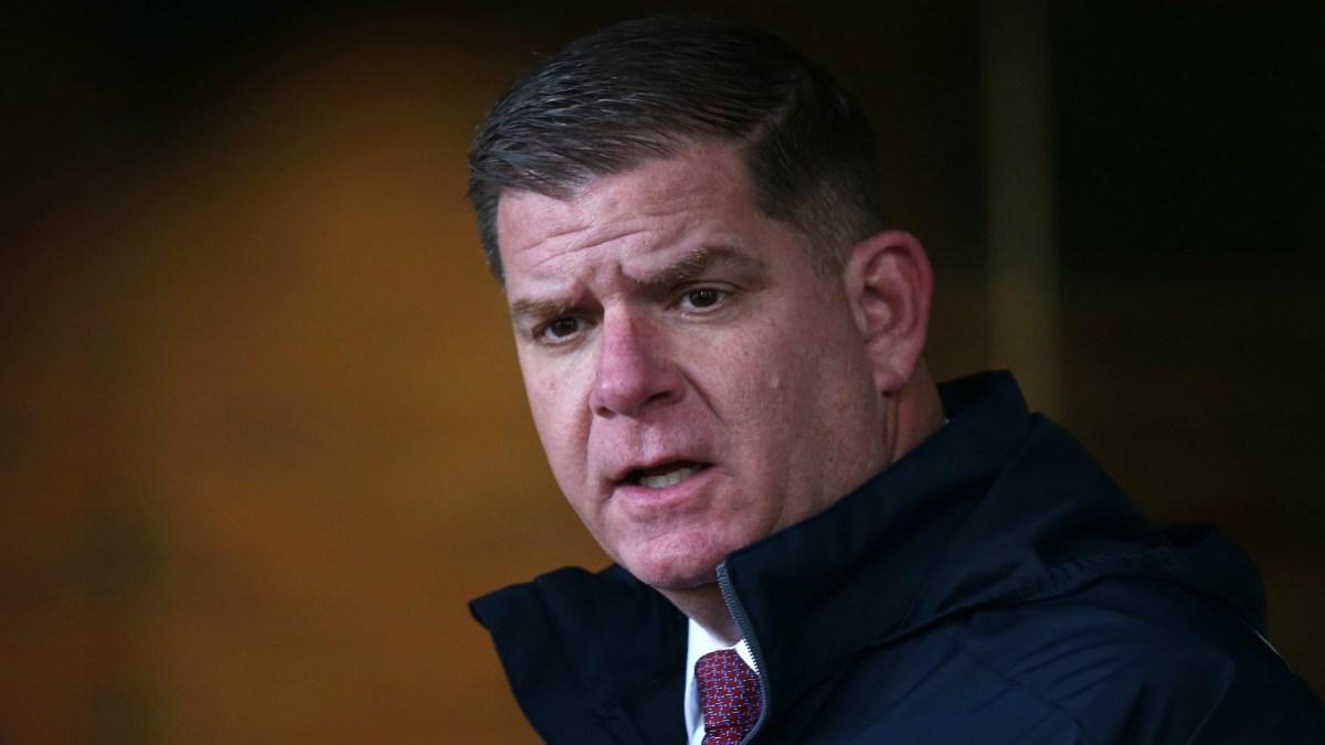 Mayor Walsh to Provide Update on Coronavirus in Boston