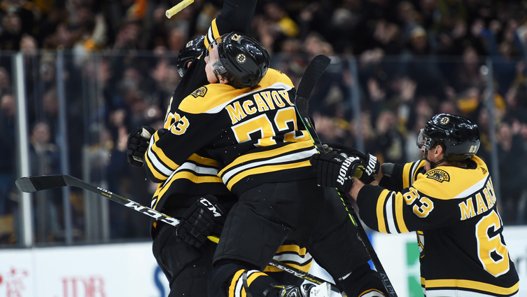 [NBC Sports] How does this Bruins run compare with previous B's Stanley Cup teams?