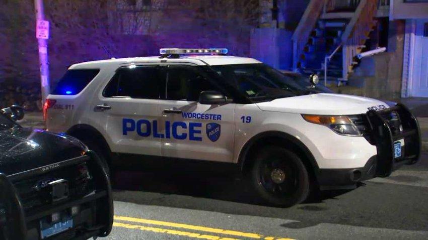 worcester police department cruiser generic