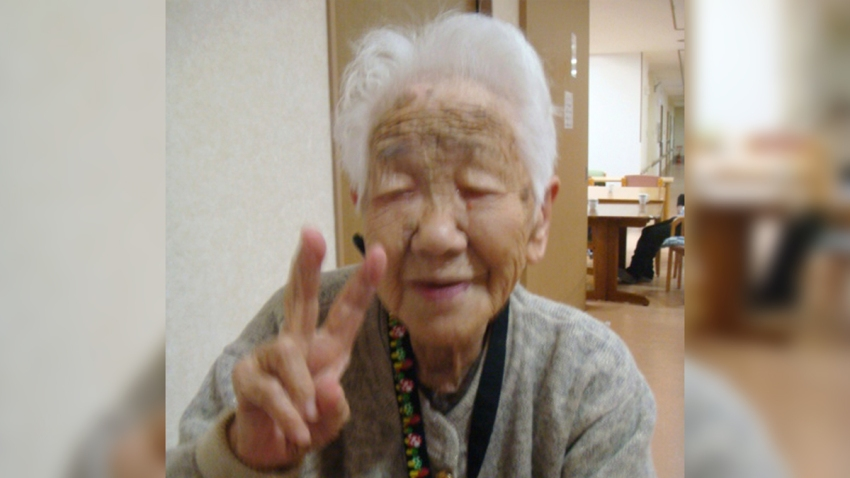 Japan Oldest Person Dies