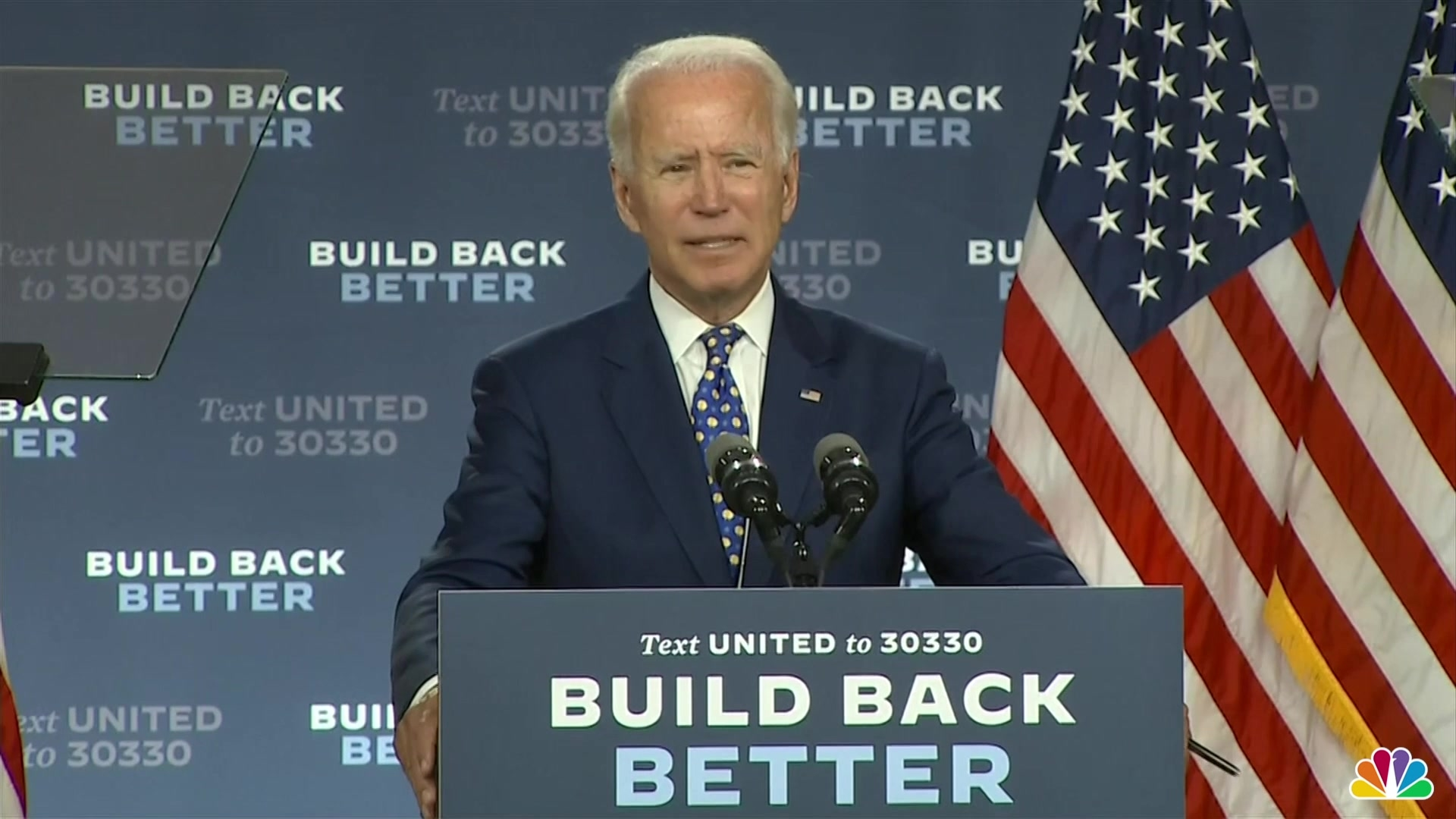 Biden Explains How His 'Build Back Better' Plan Helps Fight Systemic Racism  – NBC Boston