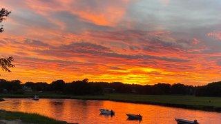 [UGCNECN-CJ] Sunset on the Essex River