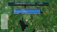 Tornado Confirmed in Maine as Showers, Storms Fizzle Out and Patchy Fog Develops