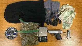 New Bedford arrest