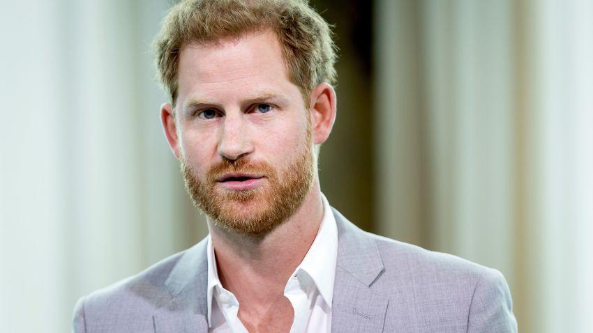 Britain's Prince Harry