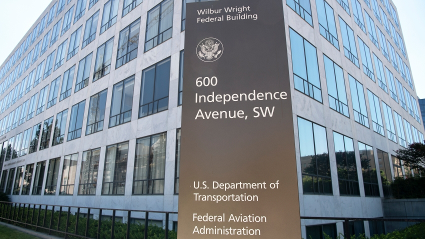 UNITED STATES - JULY 13: The Federal Aviation Administration building is pictured in Washington on Monday, July 13, 2020.
