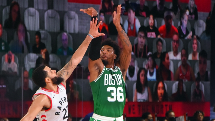 Celtics Raptors Players Have Talked About Boycott Of Game 1 Over Wisconsin Police Shooting Nbc Boston