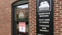 Somerville Brewing Company Is Going Up for Auction