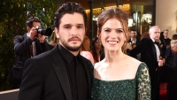 Rose Leslie Is Pregnant, Expecting Her First Baby With Husband Kit Harington