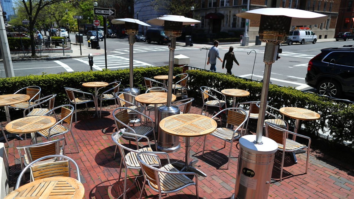 Boston Restaurants Getting New Lifeline for Outdoor Dining in Fall, Winter