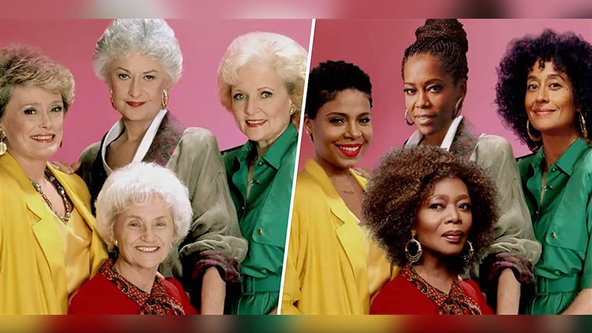 Tracee Ellis Ross To Star In All Black Golden Girls Cast Nbc Boston