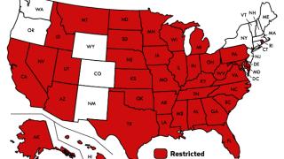 Massachusetts Travel Restrictions
