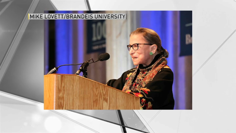 Provost at Mass. University Recounts RBG's 2016 Campus Visit: 'She Had a Big Impact'