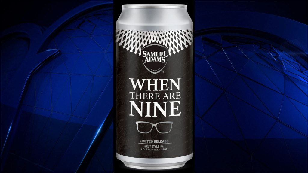 Samuel Adams' When There Are Nine beer