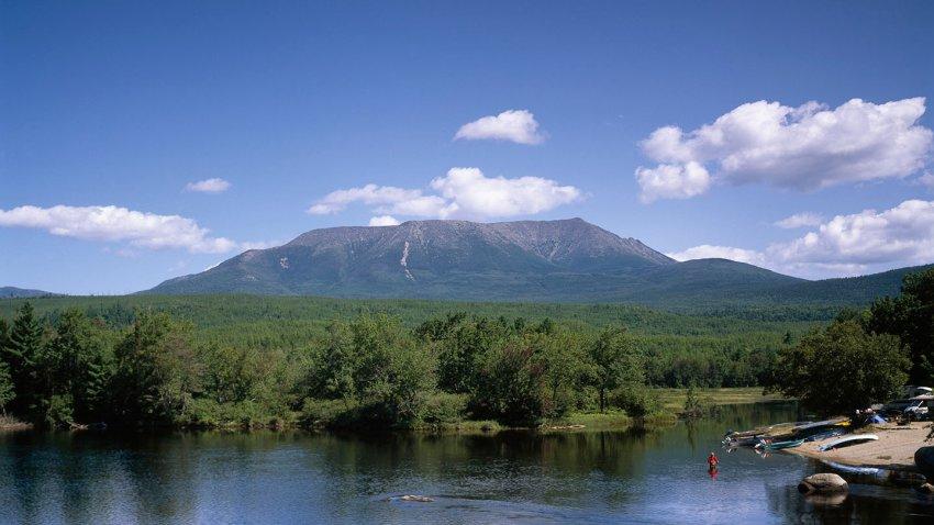 Mount Katahdin file