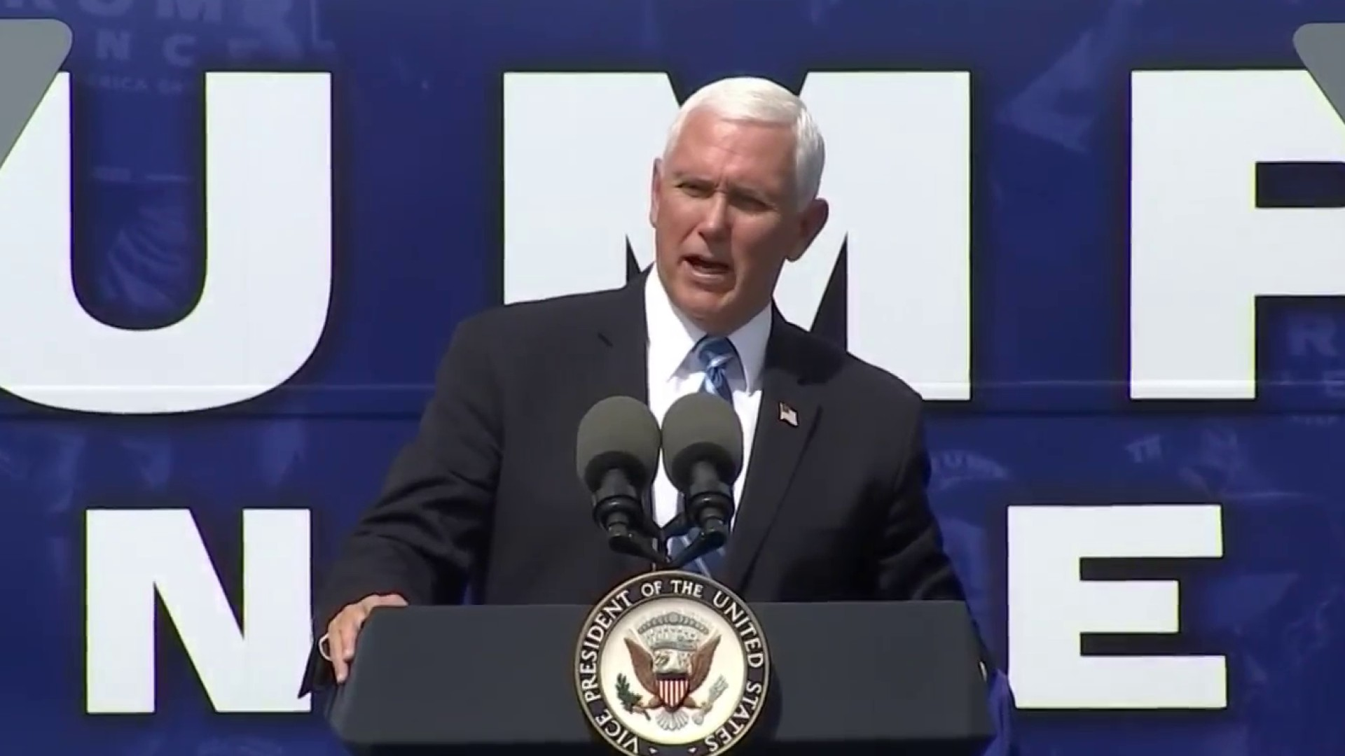 Vice President Pence to Rally in Maine Monday, NH Wednesday